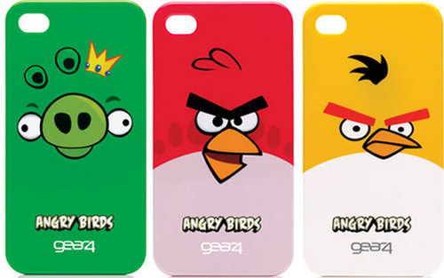 Angry birds I phone case