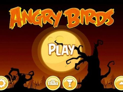 Angry birds 할로윈