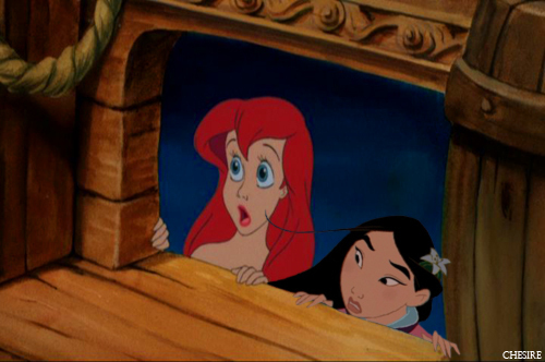 Ariel Mulan Disney Crossover Photo 19569209 Fanpop