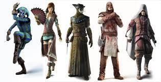 Assassin Creed - assassins-creed-3 Photo