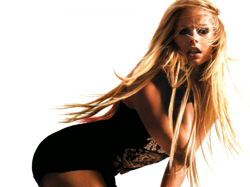 Avril is just......... WOW