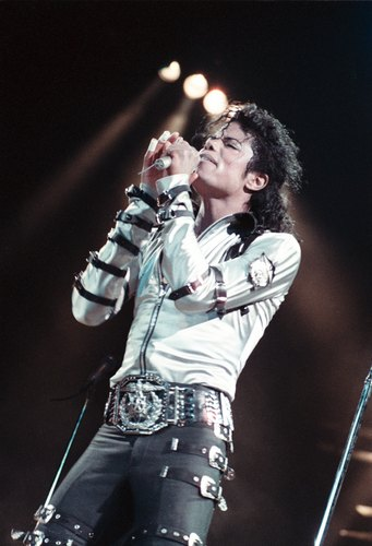 Bad Tour - Silver Shirt (Second Leg)