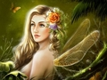 Beautiful Fairy - fairies wallpaper