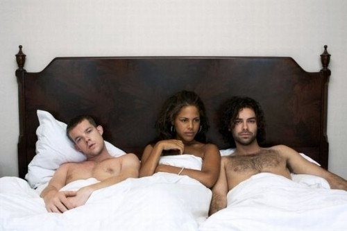 Being Human (Russel Tovey, Lenora Crichlow + Aiden Turner) Photoshoot 100% Real :) x