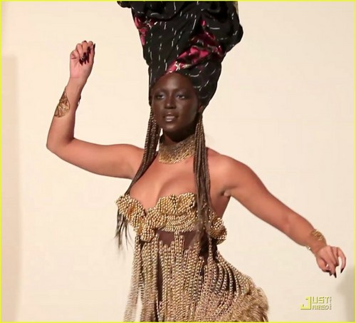 Beyonce: African-Inspired L'Officiel Photo Shoot!