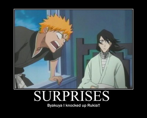 Anime wallpaper containing anime called Bleach funnys!:3