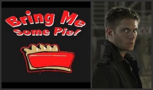 Bring me some pie