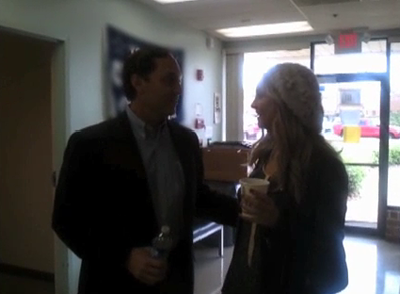 Candice Accola & Her Dad :)