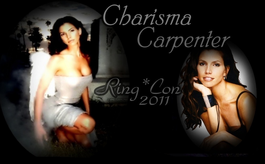 charisma carpenter wallpaper. Charisma Carpenter Ring*Con