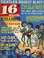 Cover of 16 Magazine