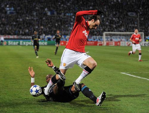D. Berbatov (Marselle - Manchester United)