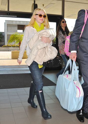 Dakota at LAX airport (22nd February 2011).