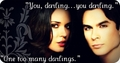 Damon/Meredith Fanart - vampire-diaries-books fan art