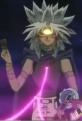 Yu-Gi-Oh fond d'écran possibly containing a candle entitled Dark Marik pictures!