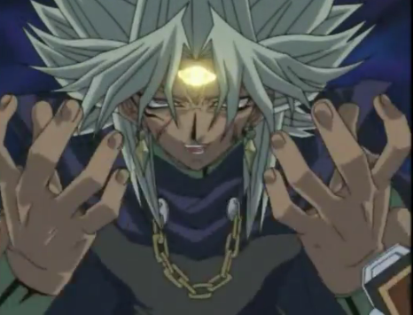 Yu-Gi-Oh fond d'écran probably containing animé called Dark Marik pictures!