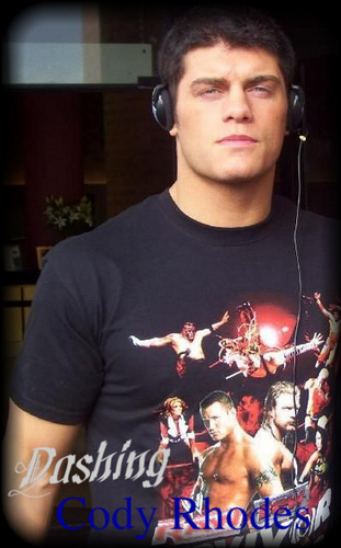 Dashing Cody Rhodes
