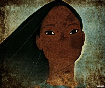 Decayed Pocahontas