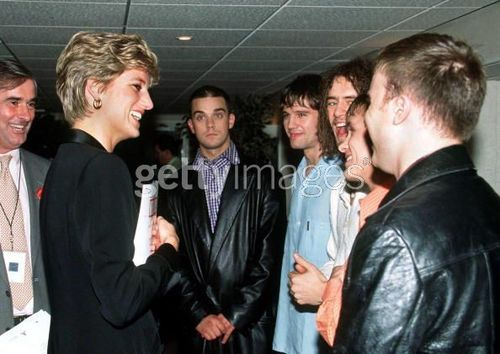 Diana And Take That