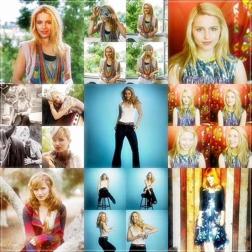 Dianna Agron collection