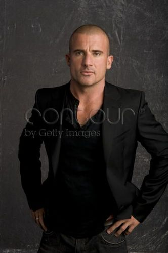 Dominic Purcell, cáo, fox UpFront, June 9, 2008