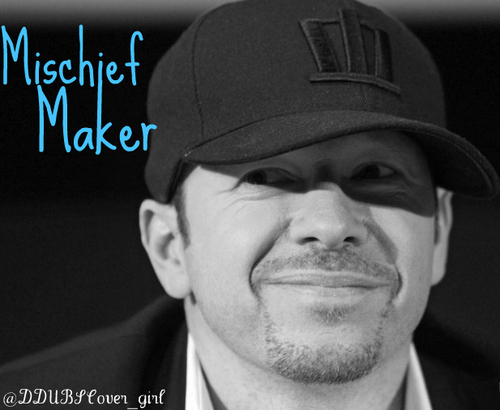 Donnie Wahlberg wallpaper titled Donnie <3