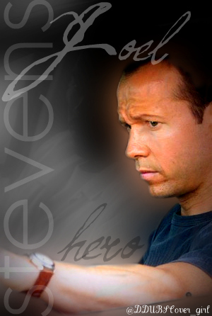 Donnie Wahlberg wallpaper probably containing a sign, a concert, and a tennis player titled Donnie <3