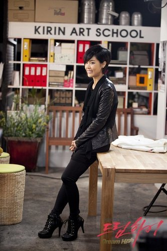 Dream High wallpaper containing a business suit and a well dressed person entitled Dream High