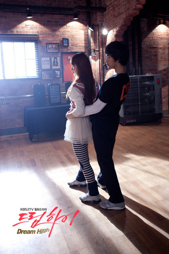 Dream High official stills