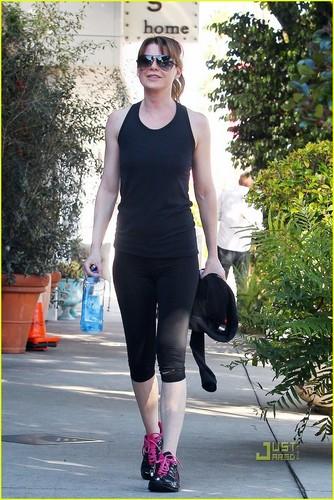 Ellen Pompeo: Fit and Fabulous