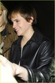Emma Watson leaves Bungalow 8 night club