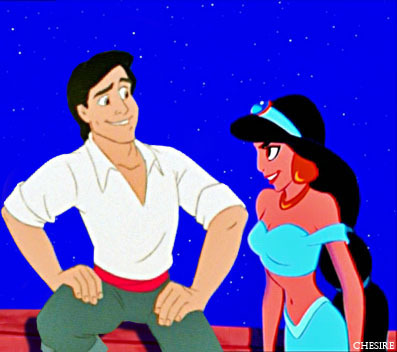Eric/Jasmine