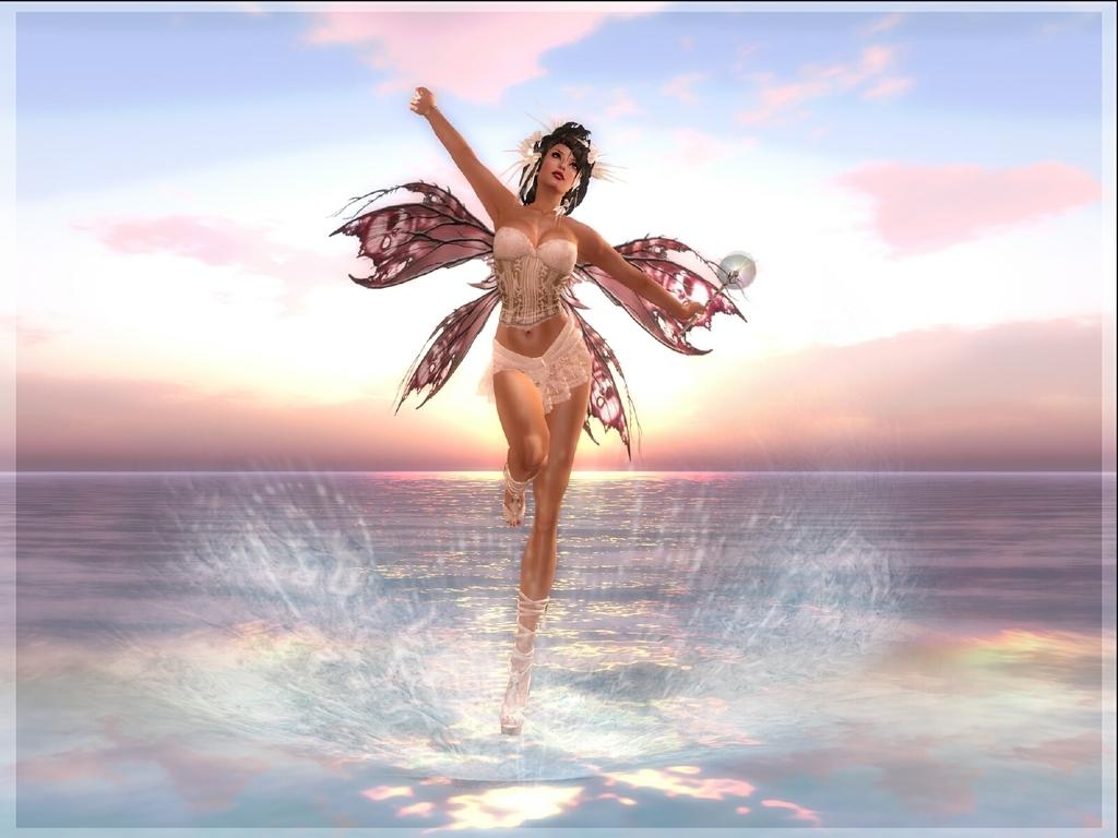 Butterfly Wallpaper Hd Fairy
