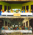 Famous paintings :D - lego photo