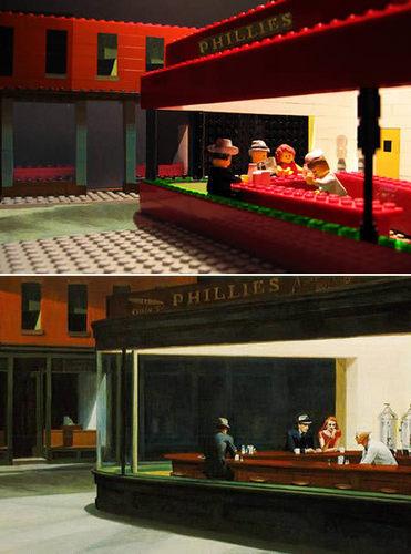 Famous paintings :D
