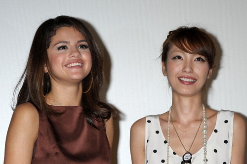 February 21 - Wizards Of Waverly Place Event In Toho Cinema Roppongi Hills-2011