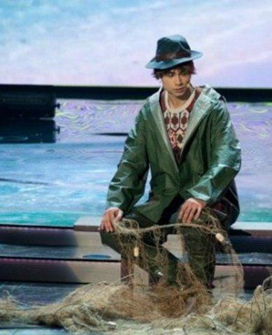 Fisherman (: