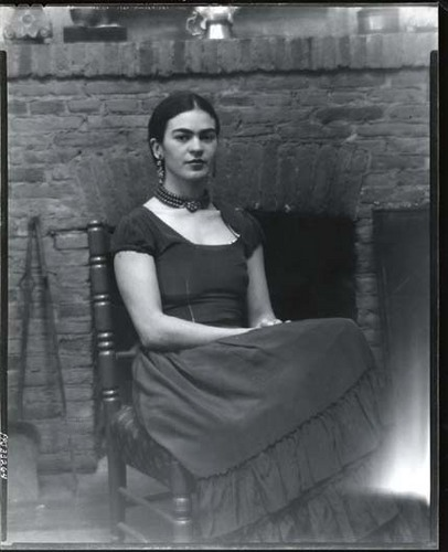 Frida - frida-kahlo Photo
