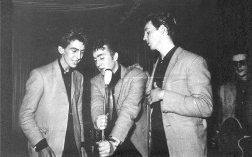 George,Paul,and John
