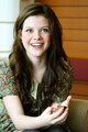 Georgie promoting VDT in Japan!!! - georgie-henley photo
