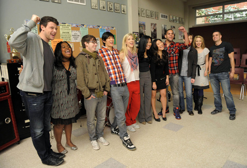 Glee Cast Pictures