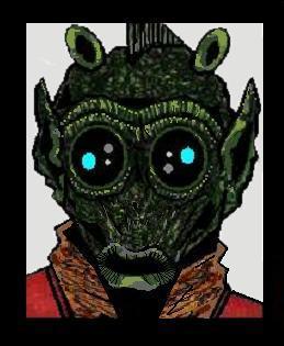 Gredo (Rodian Bounty Hunter)