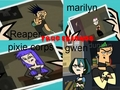 Gwen friends i thin gwen friends should be in tdr - total-drama-island fan art