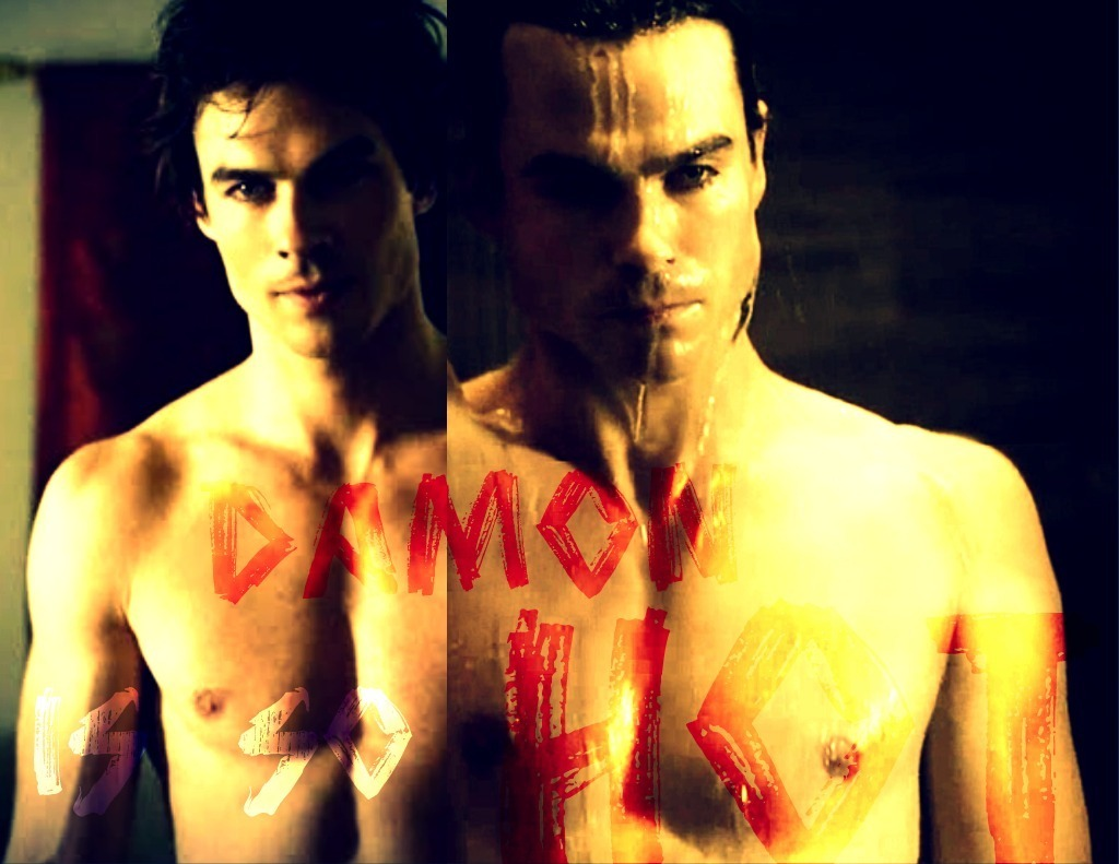 HOT sexy Damon *_*