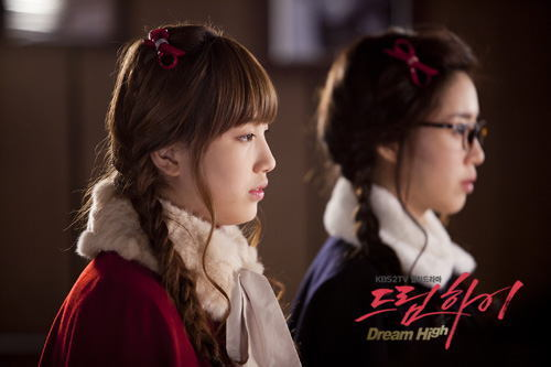 Ham Eun Jung as Yoon Baek Hee
