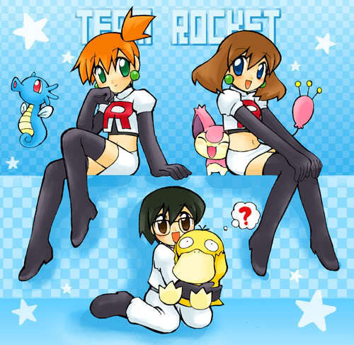 Haruka and friends