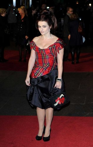 Helena at the King's Speech London Premiere