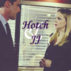 Hotch & JJ photo with a business suit called Hotch & JJ
