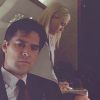 Hotch & JJ photo containing a business suit, a suit, and a dress suit called Hotch & JJ