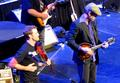 Hugh Laurie & Jesse Spencer at Niagara Falls Concert - hugh-and-lisa photo