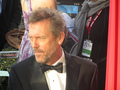 Hugh on the Red Carpet - hugh-and-lisa photo